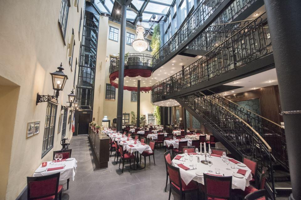 Hotel Kungsträdgården - The King's Garden Brasserie Makalös