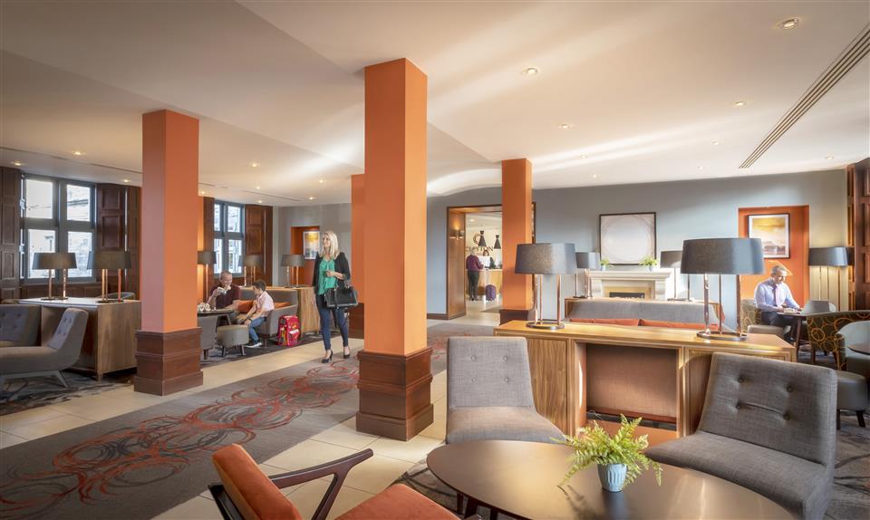 Clayton Hotel Sligo Reception