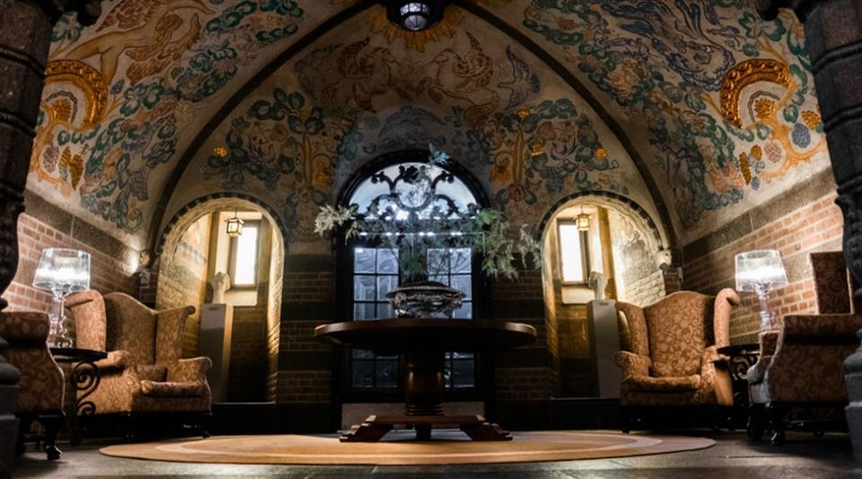 Clarion Collection Hotel Havnekontoret Historisk hall