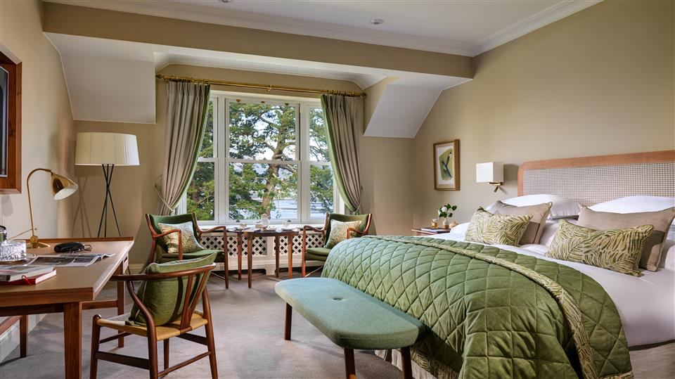sheen falls lodge Classic bedroom