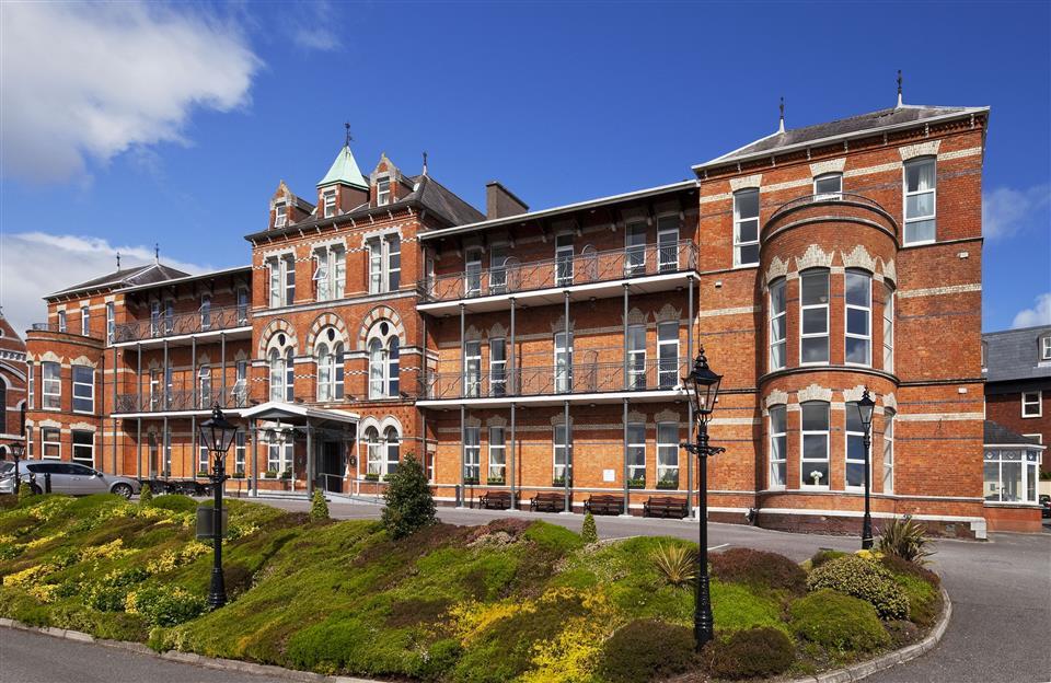 The Address Hotel Exterior