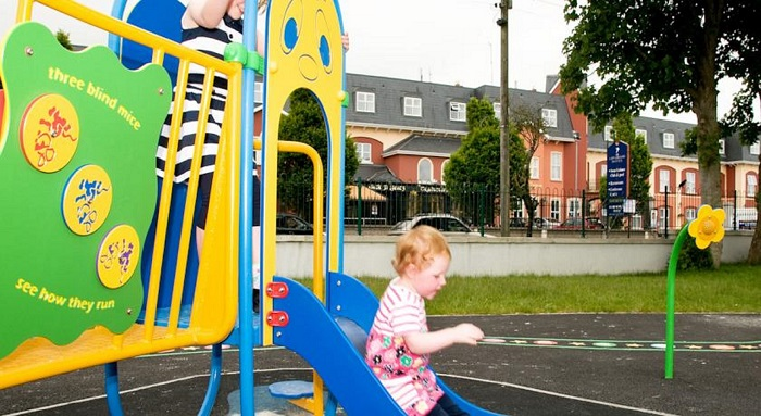 Lady Gregory Hotel playground