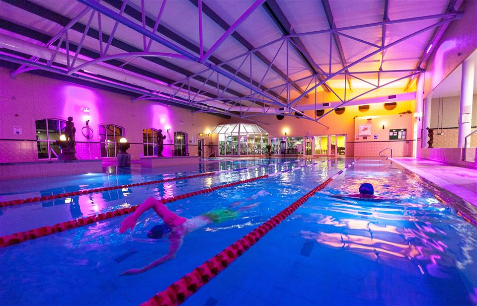 Treacys West County Hotel  Swimming Pool