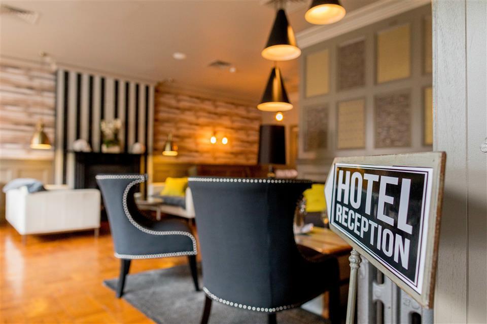 Kilkenny Inn Reception
