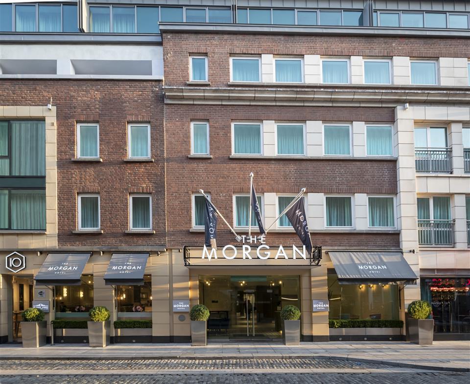 The Morgan Exterior