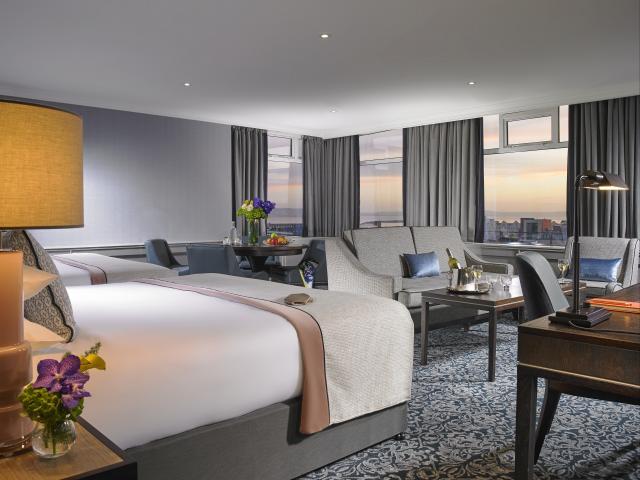Hardiman Hotel Junior Suite