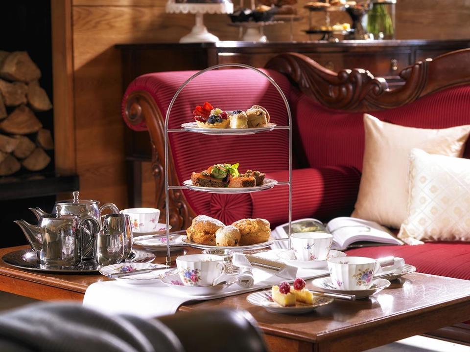 West Cork Hotel Afternoon Tea