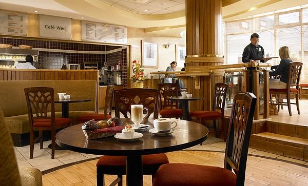Treacys West County Hotel  cafe