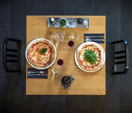 Radisson Blu Resort Trysil Pizza