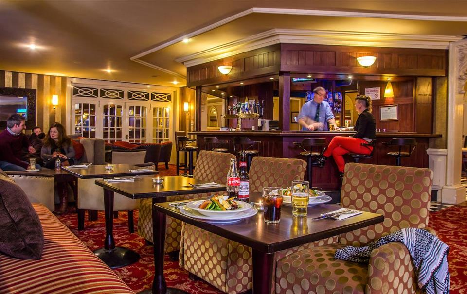 The Great Northern Hotel Bar