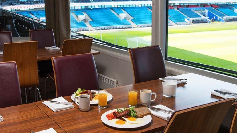 Thon Hotel Ullevaal Stadion Restaurang