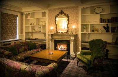 Dromhall Hotel lounge