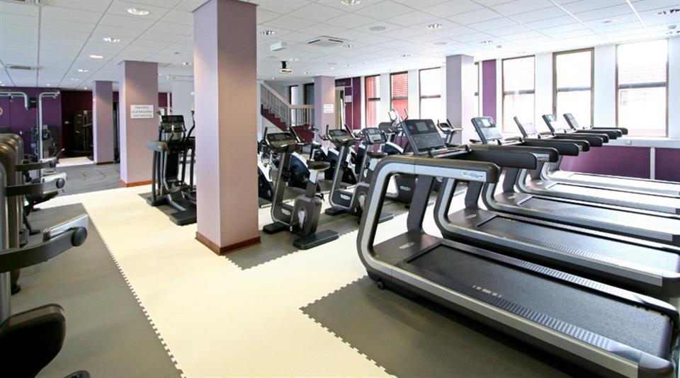 Quality Hotel Grand Kristiansund Gym