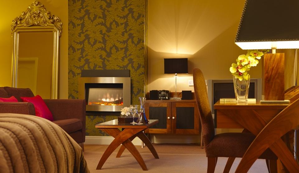 Brook Lane Hotel bedroom upgrade