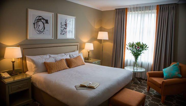 Castletroy Park Hotel Bedroom