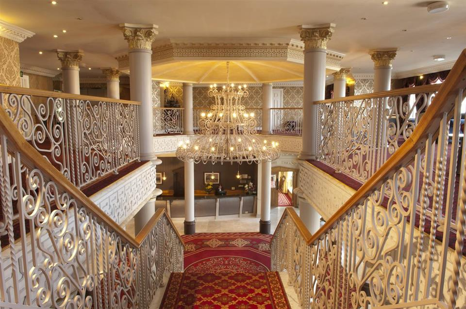 Clanree Hotel Letterkenny Interior