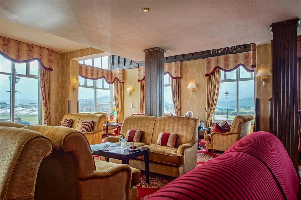 The Mount Errigal Hotel Lounge