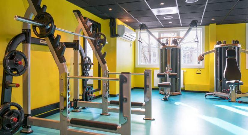 Thon Hotel Europa Gym