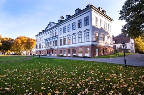 Gysinge Herrgård Fasad