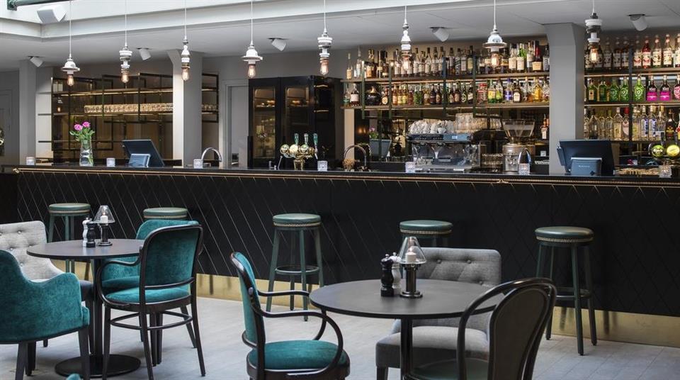 Quality Hotel Ekoxen Linköping Bar X