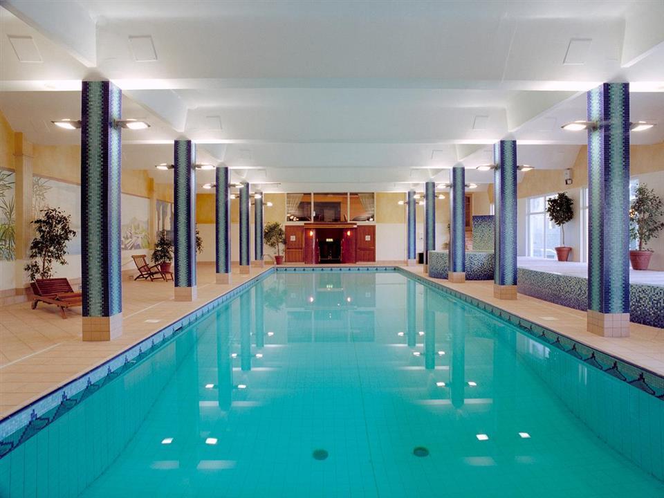 Fitzpatrick Castle Hotel Swimming Pool