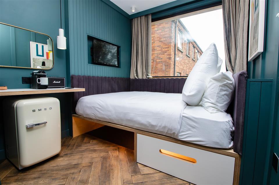 The Devlin Bedroom
