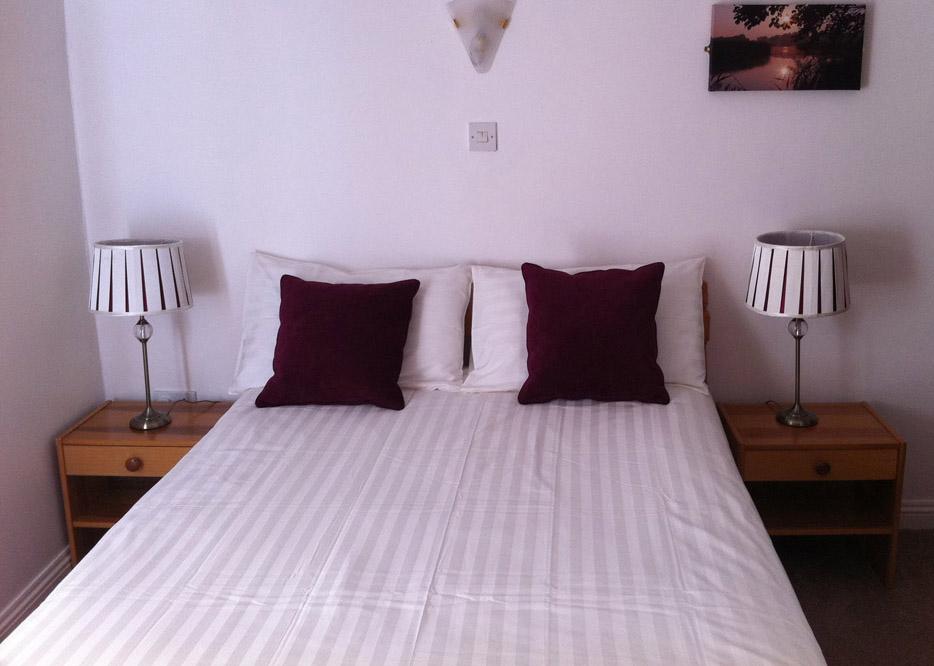 Waterside Cottages bedroom