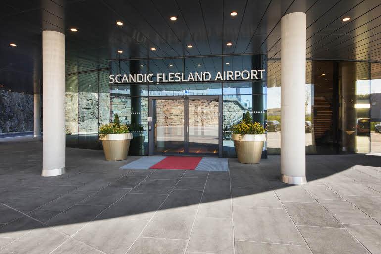 Scandic Flesland Airport Entré
