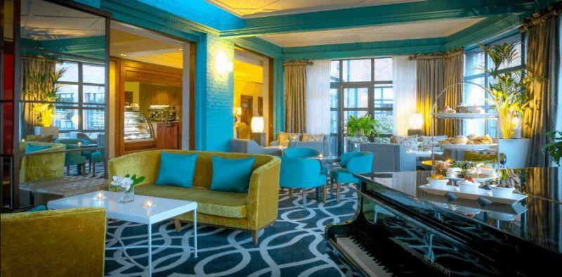 Castletroy Park Hotel lounge