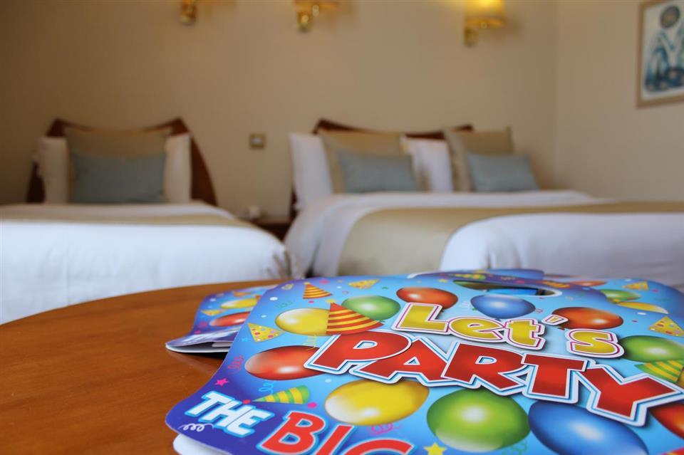 Uppercross Hotel Family Room