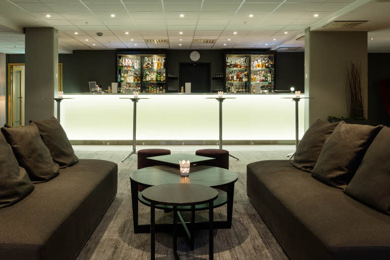 Scandic Hell Hotel Bar
