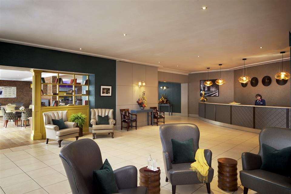 Springhill Court Hotel Lobby