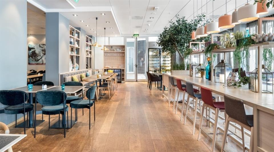 Quality Hotel Residence, Sandnes Restaurang