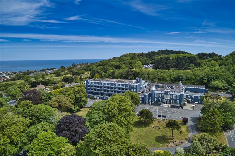 Fitzpatrick Castle Hotel Exterior