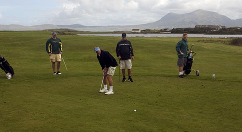 Renvyle Hotel Golf
