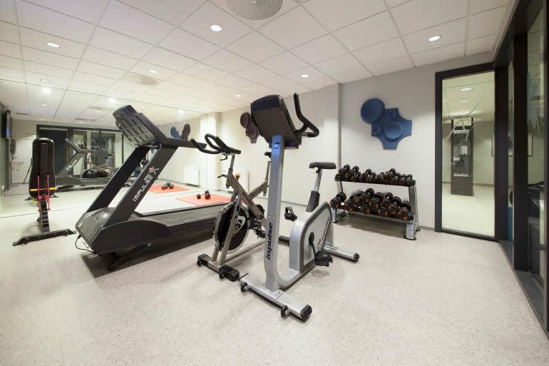 Scandic Elgstua Gym