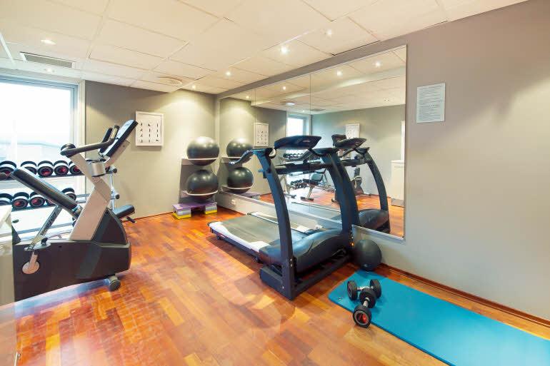 Scandic Gardermoen Gym
