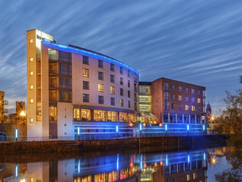 Absolute Hotel Limerick External