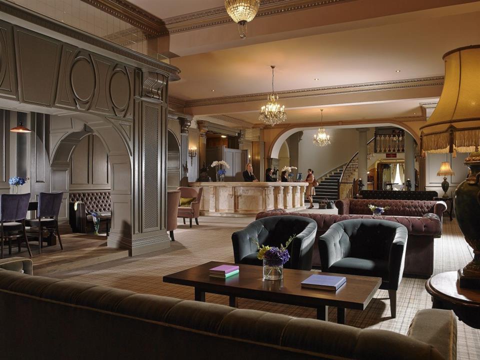 Killashee Hotel Lobby