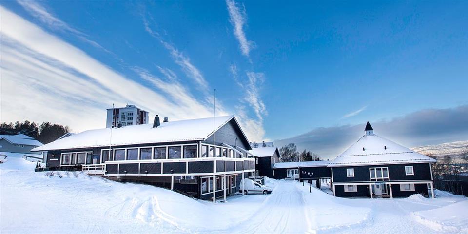 Thon Hotel Narvik Fasad