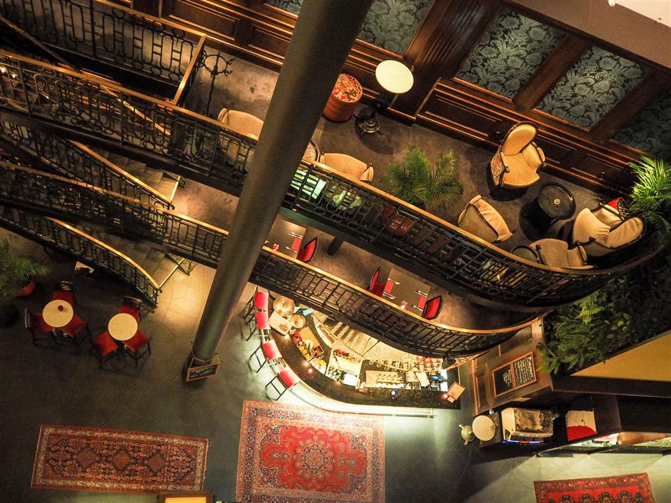Hotel Kungsträdgården - The King's Garden Restaurang och Bar