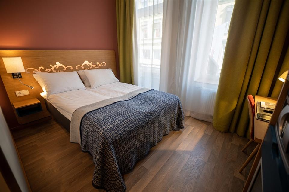 Hotell Bondeheimen Dubbelrum