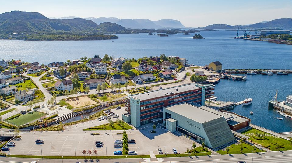 Quality Hotel Ulstein Airview