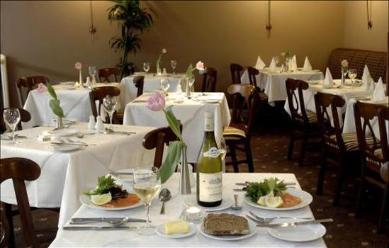 Killarney Court Hotel restaurant