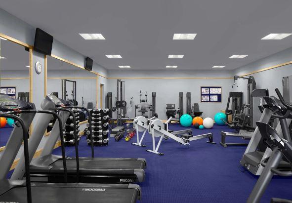 Radisson Blu Sligo gym