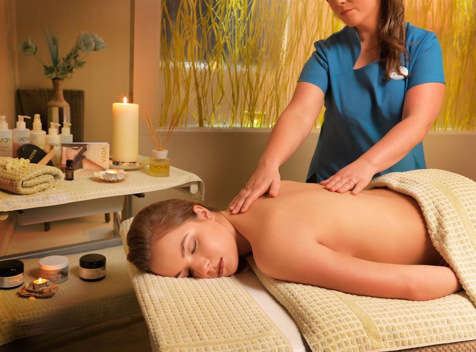 Silver Tassie Hotel & Spa Massage