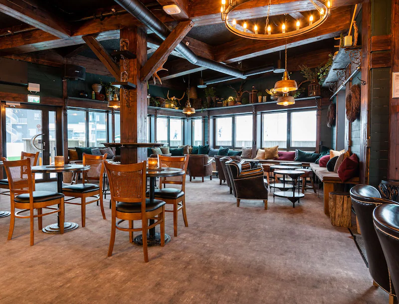Radisson Blu Resort Trysil Restaurangen