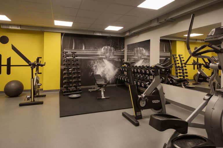 Scandic Helsfyr Gym