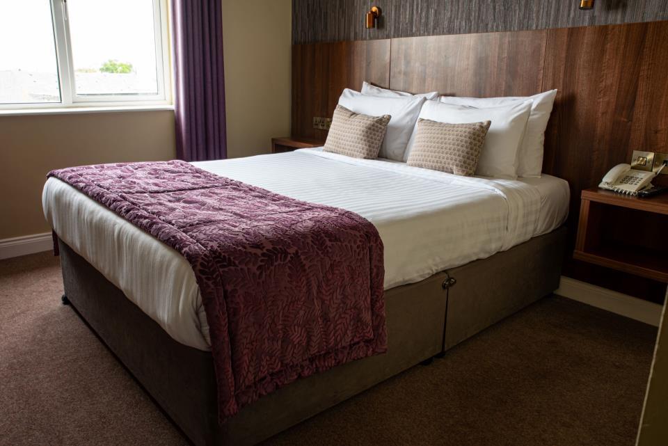 Arklow Bay Hotel Double room