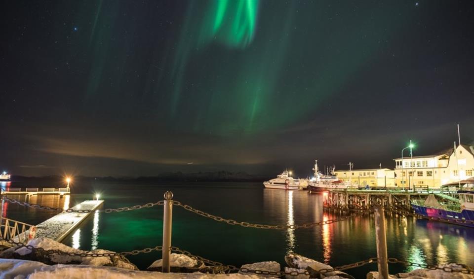 Thon Hotel Harstad Norrsken